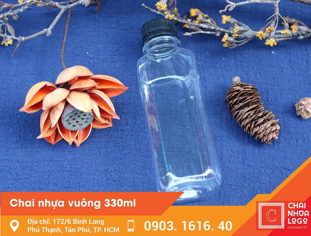 Chai-nhua-330ml-hinh-vuong